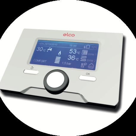Elco Remcon Smart rund